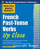 French past-tense verbs