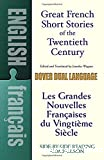 Great French Short Stories of the Twentieth Century