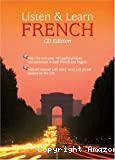 Listen and learn French (NON RENEWABLE)