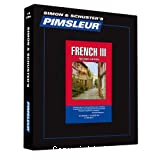 Pimsleur French III. Units 9-16