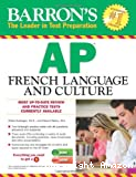 AP French Language and Culture
