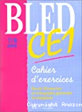 BLED CE1: cahier d'exercices