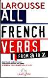 All French Verbs from A to Z